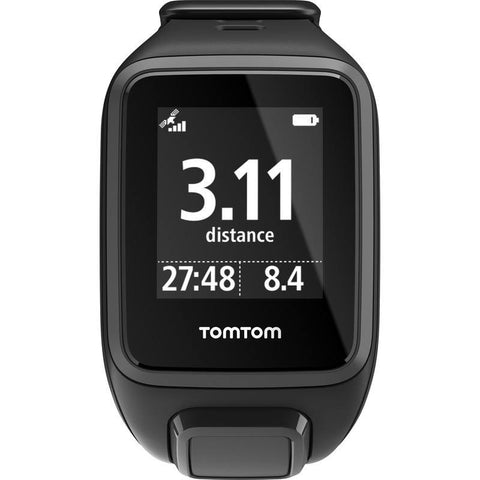 TomTom Spark Small Watch | Black 1RE0.002.03