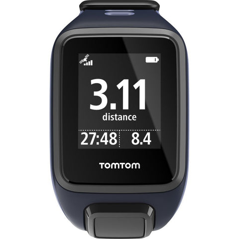 TomTom Spark Small Watch | Sky Captain/Purple Haze 1RE0.002.09ÊÊÊÊÊÊÊ