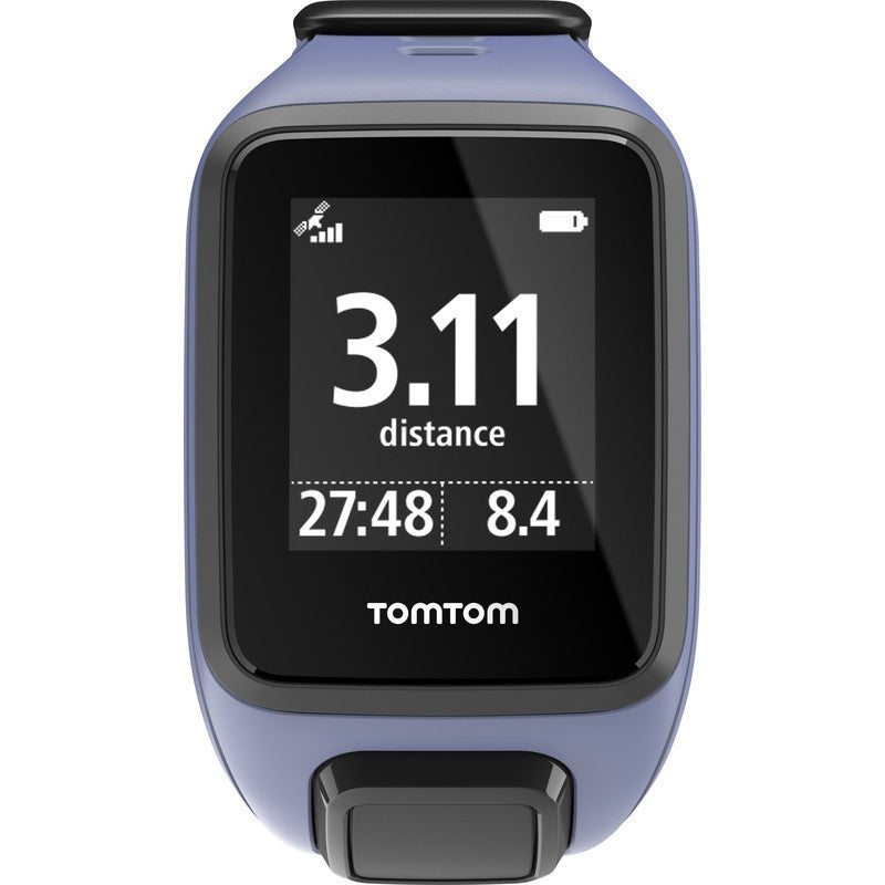 TomTom Spark Music Small Watch | Purple Haze 1REM.002.12