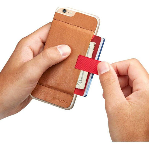 Distil Union Wally iPhone 6 Wallet Case | Cowboy Brown WLC602