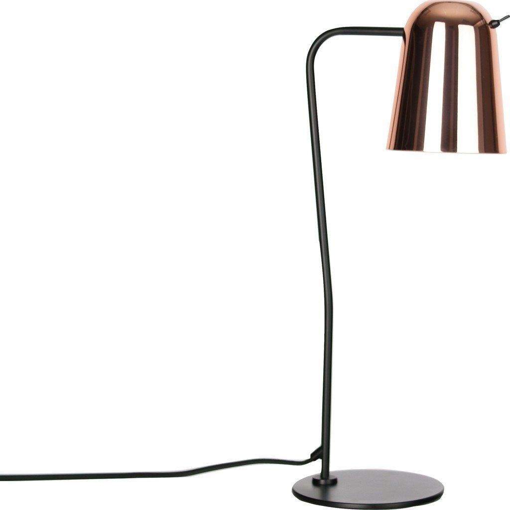 Seed Design Dobi Table Lamp | Copper/Black