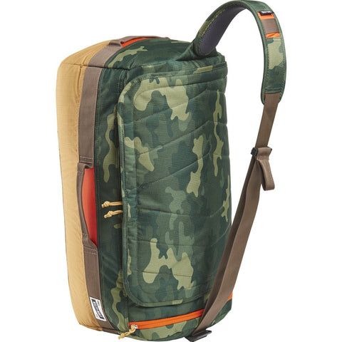 Kelty Dodger 40L Duffel Bag | Green/Brown 24668117GC