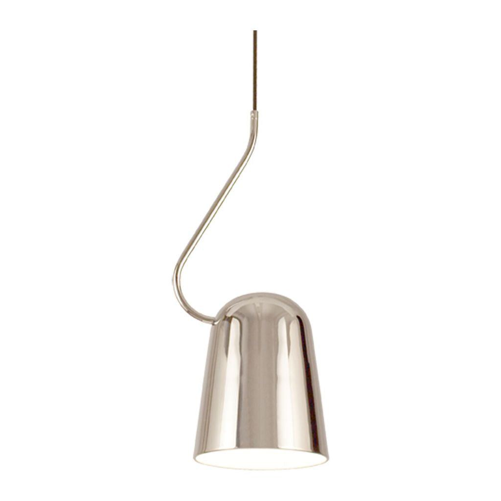 Seed Design Dodo Pendant Light | Chrome SQ 218PS CRM ...