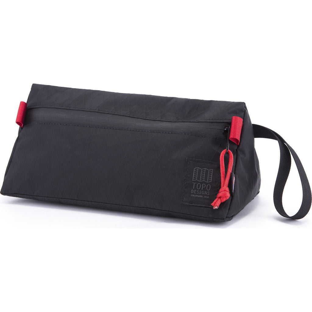 Topo Designs Dopp Kit | X-Pac Black