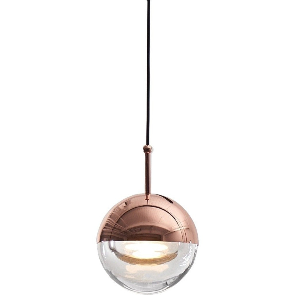 Seed Design Dora Pendant Single Light | Brass
