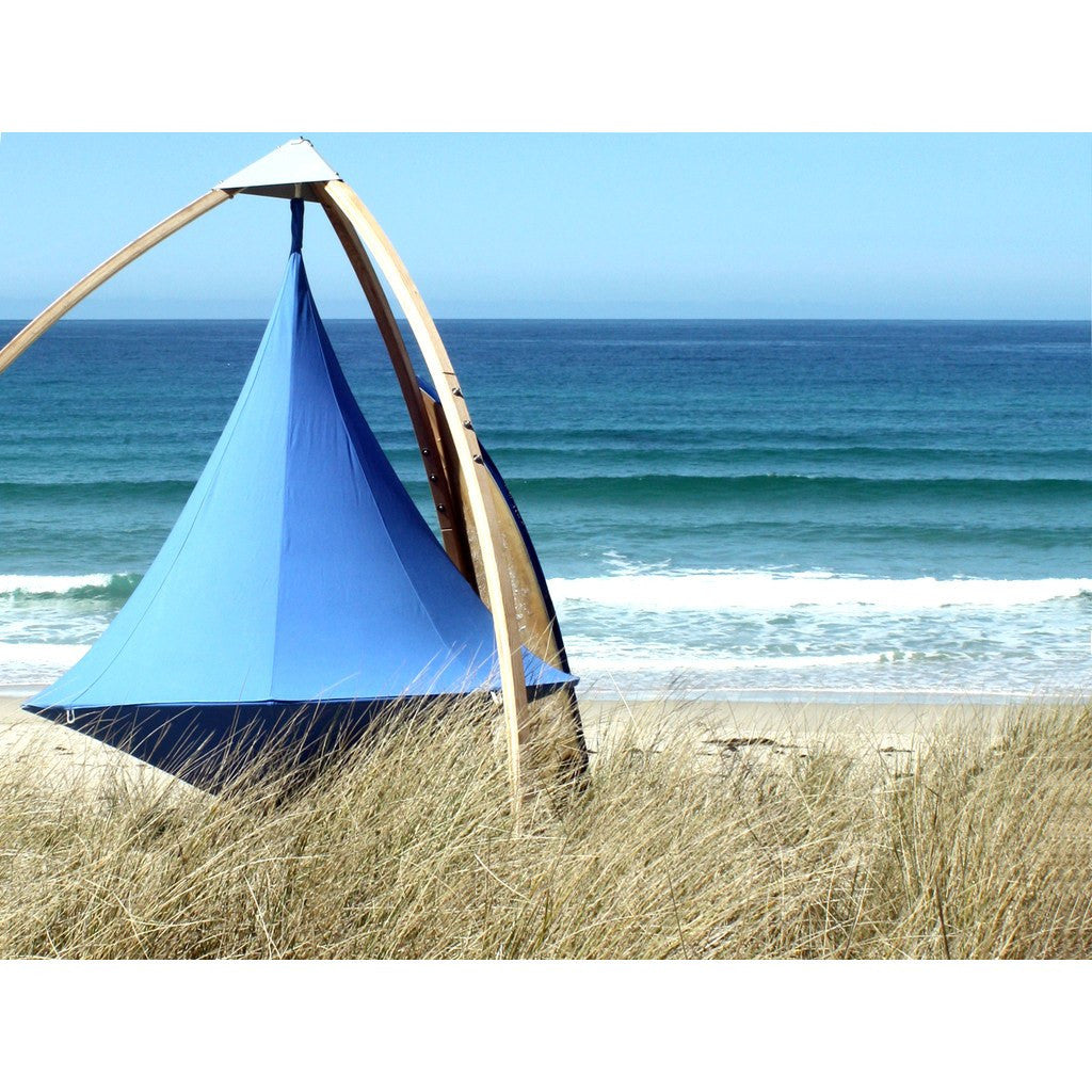 Cacoon Double Hanging Hammock | Turquoise DLB010