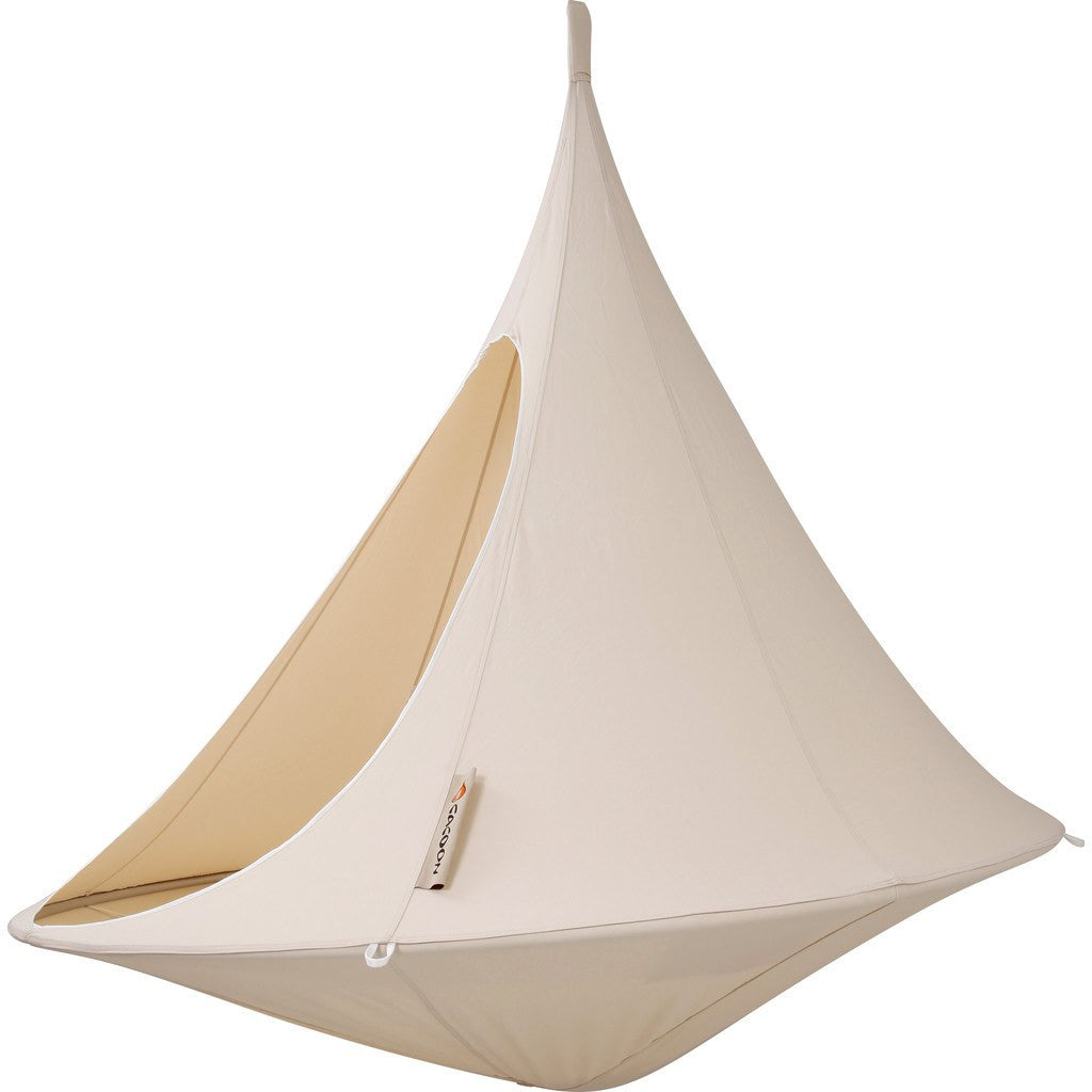 Cacoon Double Hanging Hammock | Natural DW001