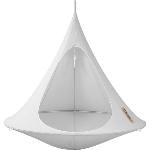 Cacoon Double Hanging Hammock | Black DB008