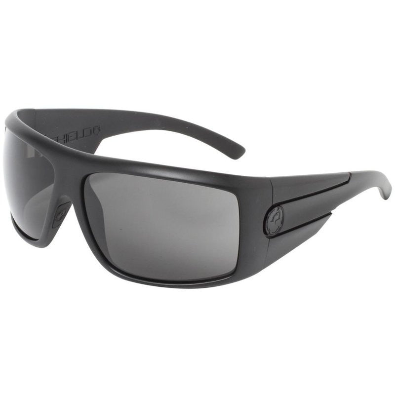 Dragon Shield Polarized Sunglasses | Matte Stealth/Grey