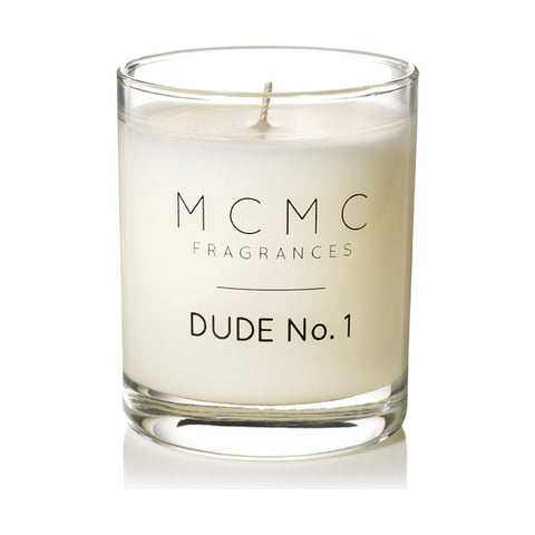 MCMC Fragrances Scented Candle | Dude No. 1 DN1-CAN