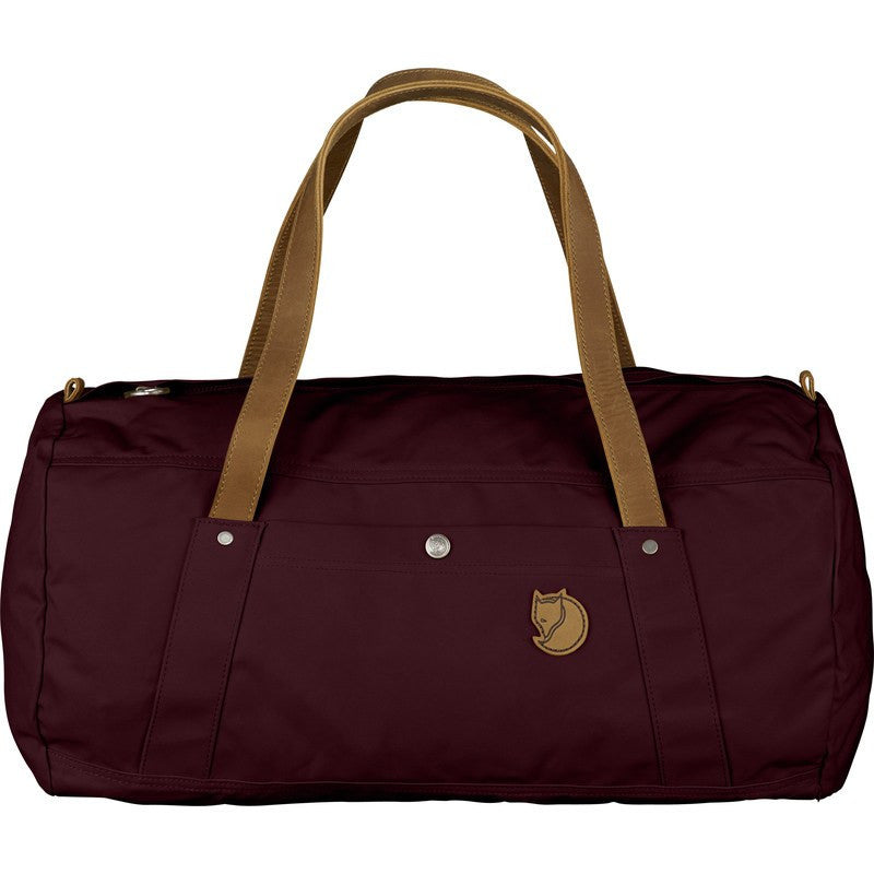 Fjallraven No. 4 30L Duffel Bag | Dark Garnet 24200-356