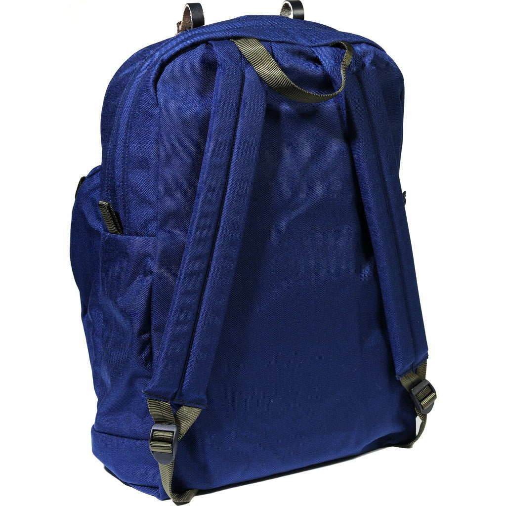 Epperson Mountaineering Leather Patch Backpack | Midnight EB0432