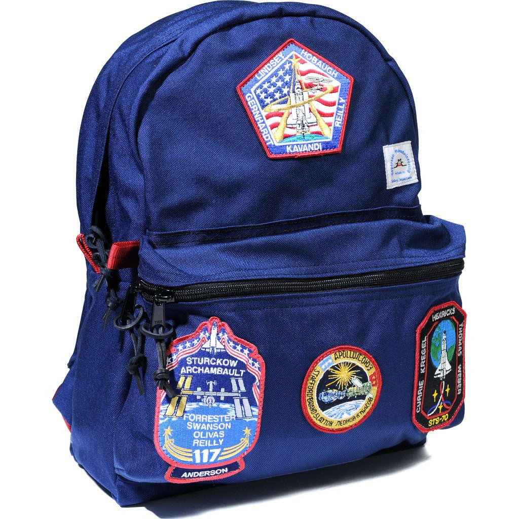 Epperson Mountaineering Vintage NASA Patch Backpack | Midnight EB0509