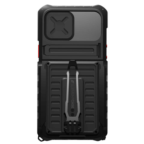Element Case Black Ops iPhone 12 Pro Max Case | Black