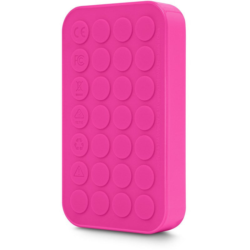 Incase Portable Power 2500 | Magenta/Grey EC20114