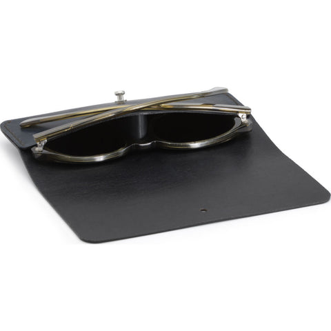 Ezra Arthur Optical Case | Jet Black Edc111