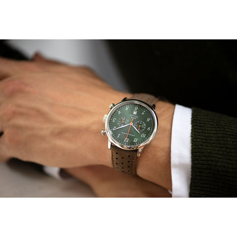 Armogan E.N.B S52 Watch | Emerald Green ENS44N7O9