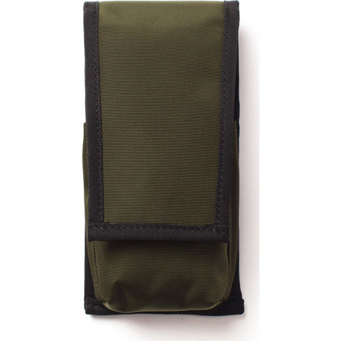 Black Ember Envelope No. 2 Bag | Olive
