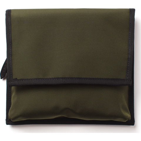 Black Ember Envelope No. 4 Bag | Olive