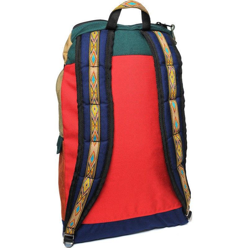 Epperson Climb Pack | Forest Green Barn Red