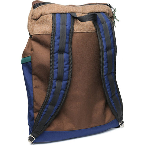 Epperson Large Climb Pack G-Hook | Stripe Brown Coffee