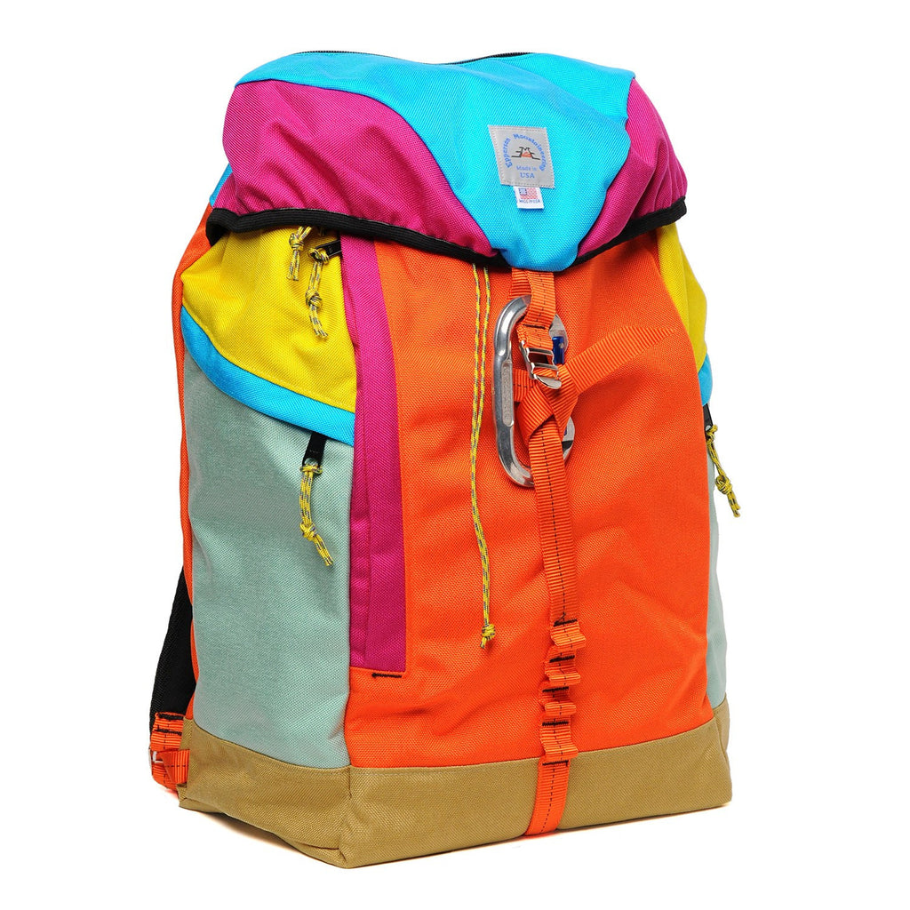 Epperson Mountaineering Large Climb Pack | Turquoise Mandarin EQ1801SP