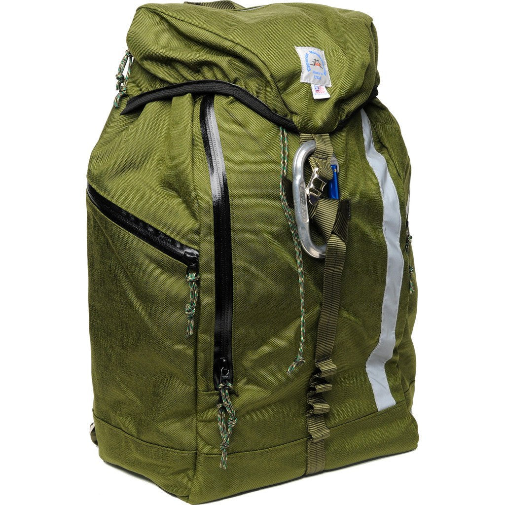 Epperson Mountaineering Reflective Large Climb Pack | Moss EQ182203
