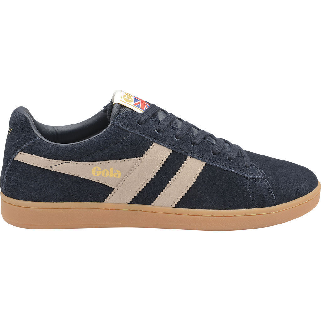 Men Equipe Suede Navy/Stone Sneakers Gola Factory Outlet Sale Online Outlet Sneakernews Outlet Nicekicks zdlb2D9Z