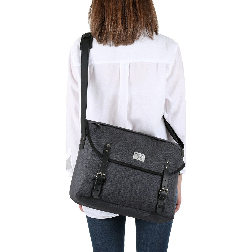 Sandqvist Erik Messenger Bag | Dark Grey