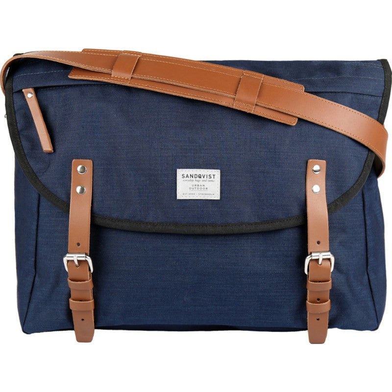 Sandqvist Erik Messenger Bag | Blue