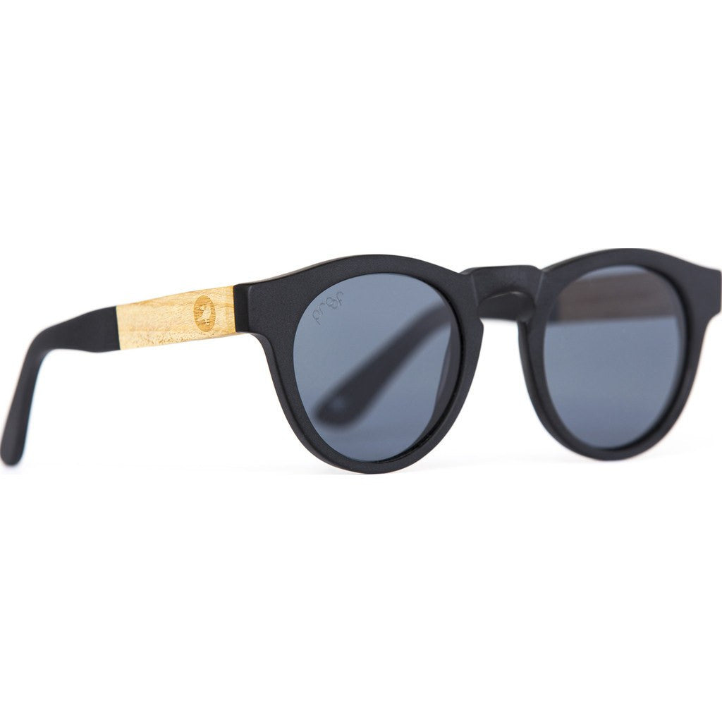 Proof Banks Eco Sunglasses | Black/Polarized