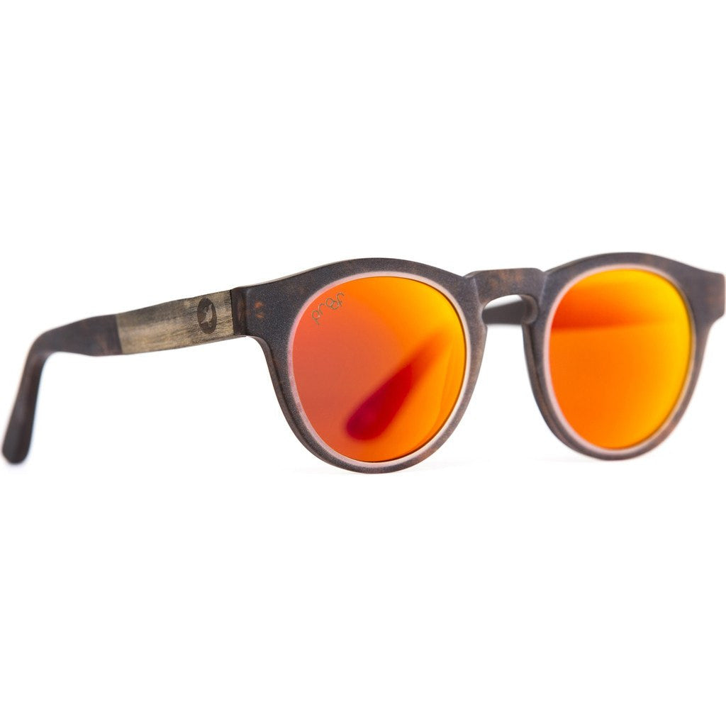 Proof Banks Eco Sunglasses | Tortoise/Fire Polarized ebnktratorfire
