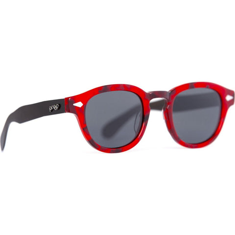 Proof Chaplin Eco Sunglasses | Red Tortoise/Polarized
