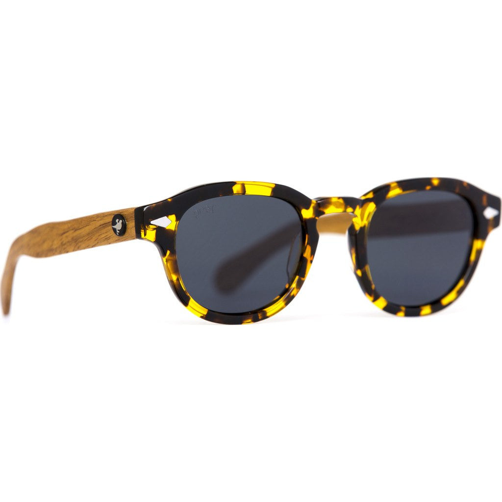 Proof Chaplin Eco Sunglasses | Yellow Tortoise/Polarized