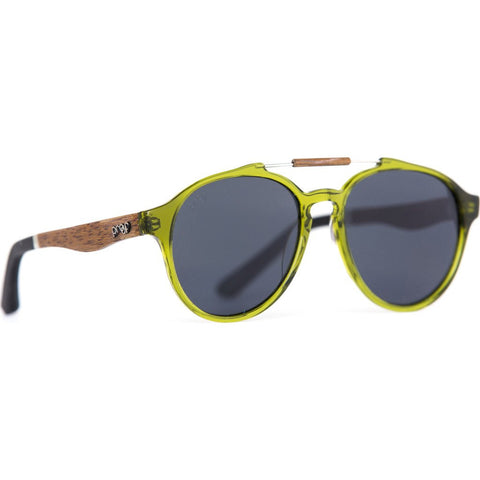 Proof Chinook Eco Sunglasses | Lime/Polarized chilimpol