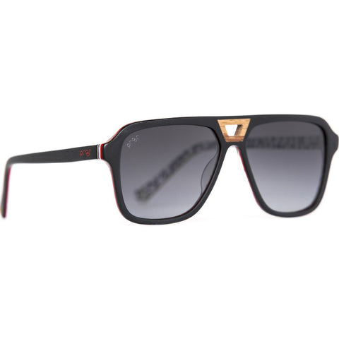 Proof Donner Eco Sunglasses | Black/Polarized donblkepol