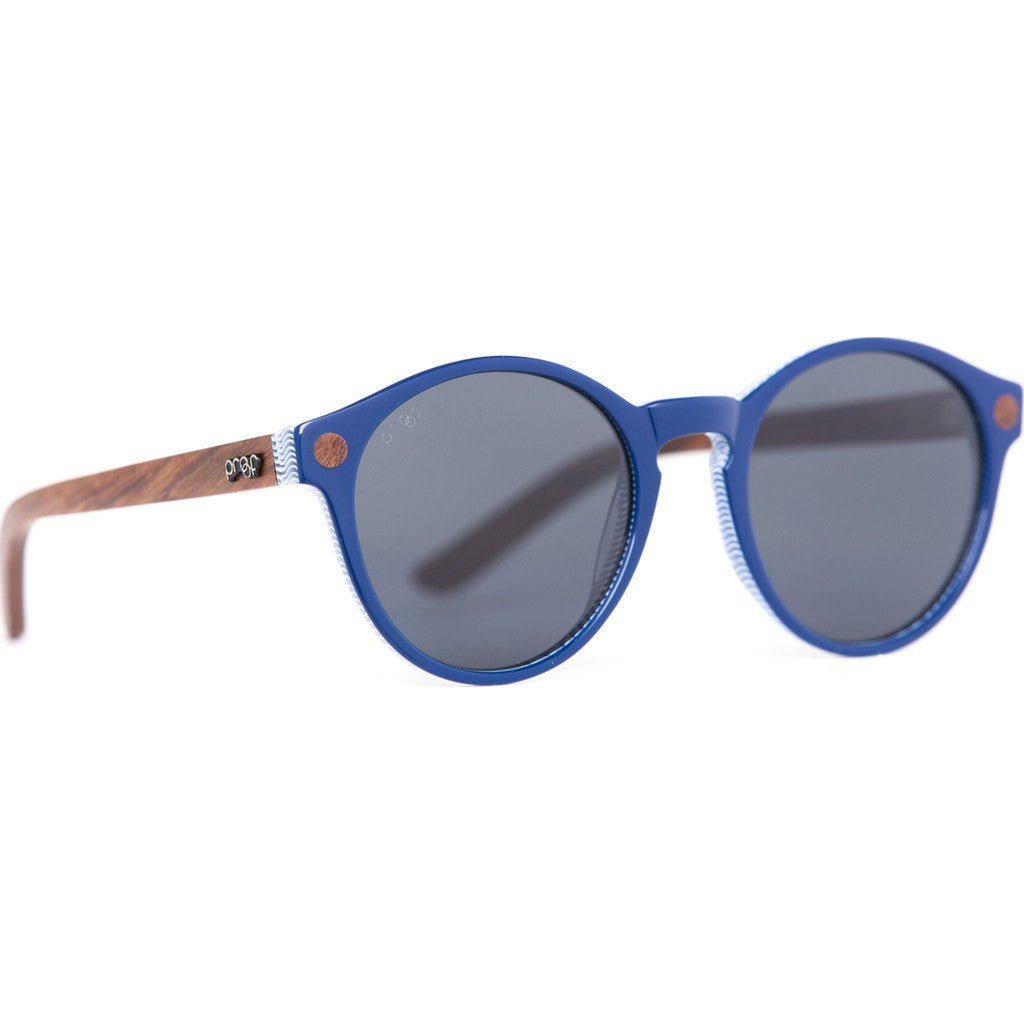 Proof Hayburn Eco Sunglasses | Navy/Polarized haynvypol