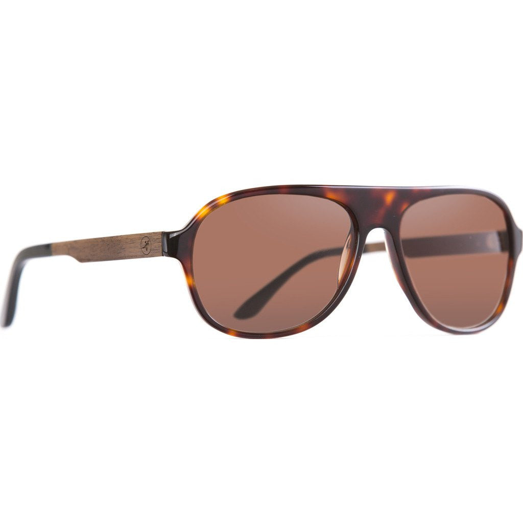 Proof Riggins Eco Sunglasses | Tortoise/Brown Polarized erigtortbwnpol