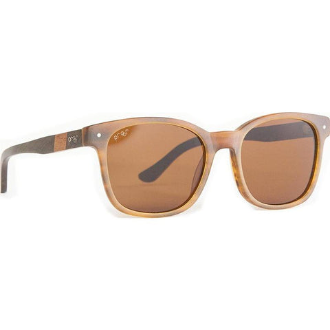 Proof Scout Eco Sunglasses | Caramel/Brown Polarized