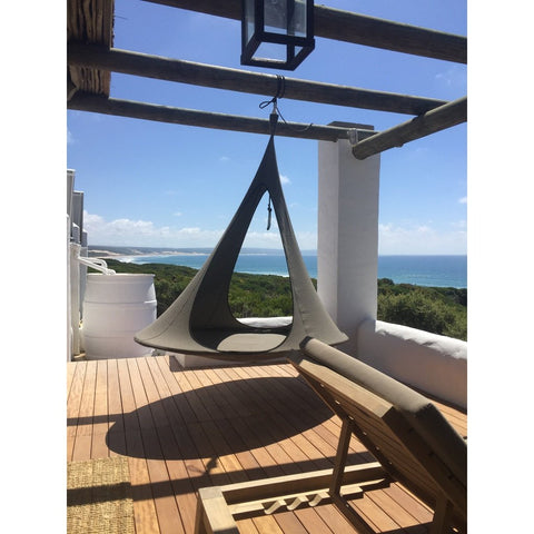 Cacoon Songo Dreamer Hanging Hammock | Taupe S002