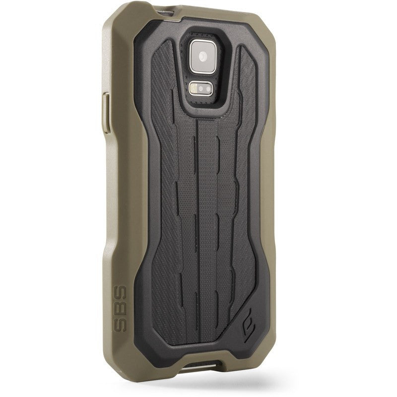 ElementCase Recon Ops Elite Samsung Galaxy S5 Case Dark Earth/Black