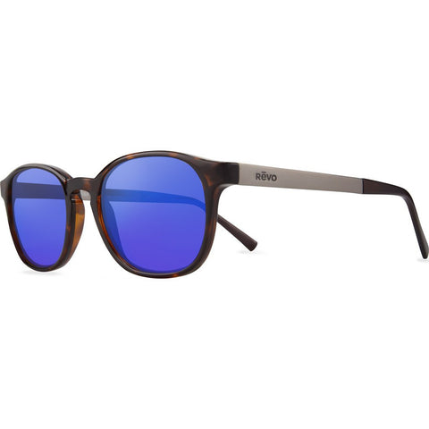 Revo Eyewear Easton Tortoise Sunglasses | H20 Blue RE 1044 12 GBH