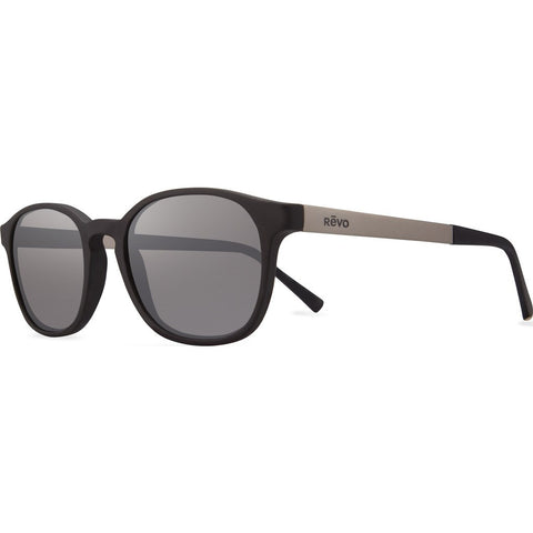 Revo Eyewear Easton Matte Black Sunglasses | Graphite RE 1044 01 GGY