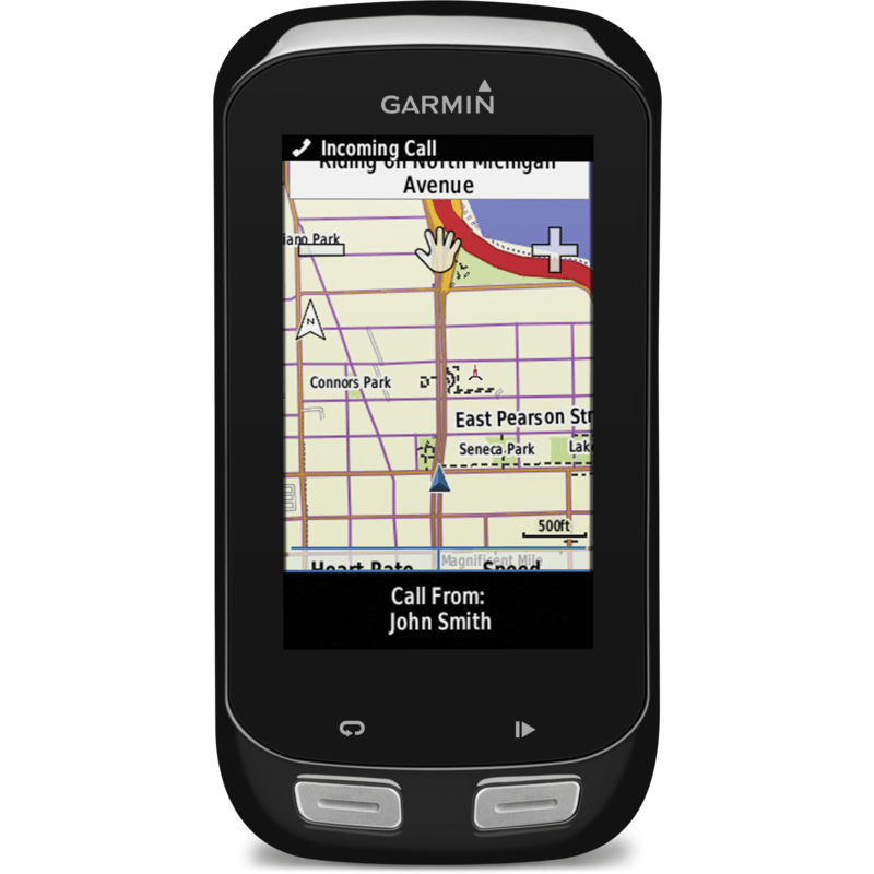 Garmin Edge 1000 GPS Touchscreen Bike Computer | Black
