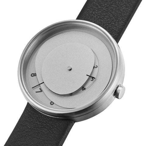 Projects Watches Elos Steel Watch | Steel/Leather