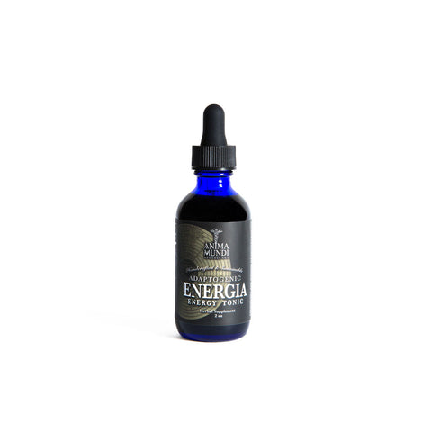 Anima Mundi Herbals Energia Adaptogenic Energy Tonic | 2oz