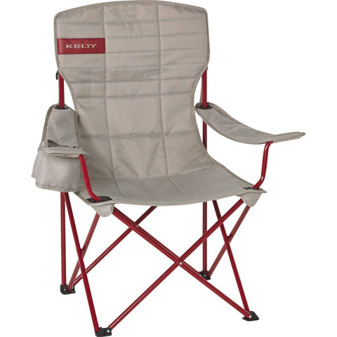 Kelty Essential Chair | Tundra/Chili Pepper 61511716TUN