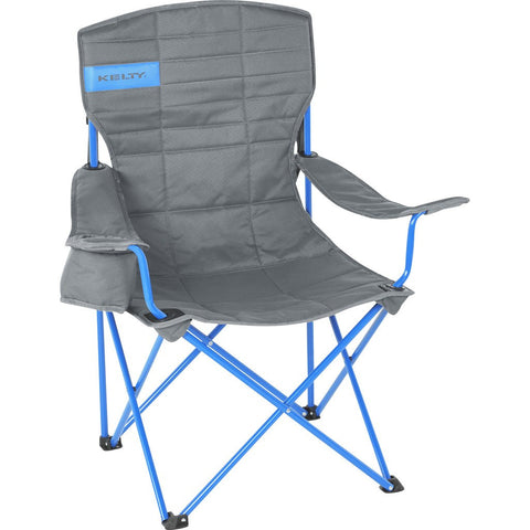 Kelty Essential Chair | Smoke/Paradise Blue 61511716SM