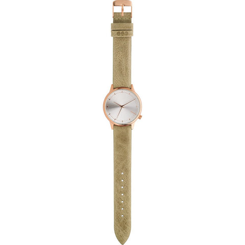 Komono Estelle Watch | Moss Green KOM-W2460