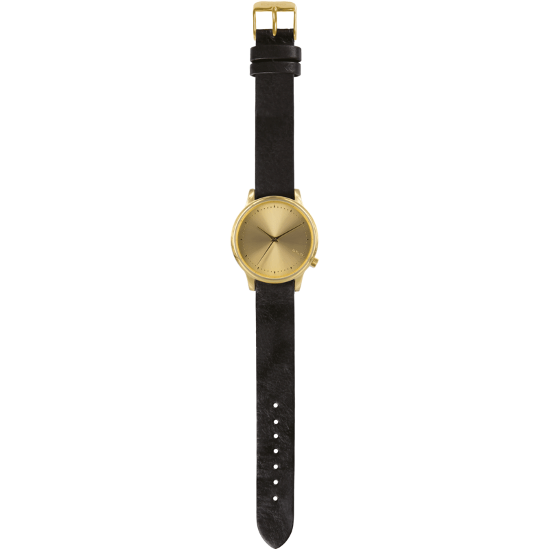 Komono Estelle Classic Watch | Black KOM-W2453